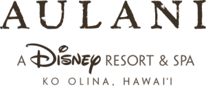 Disney's Aulani Resort Logo