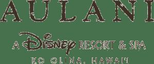 Disney's Aulani Resort Logo