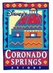 Disney's Coronado Springs Resort Logo