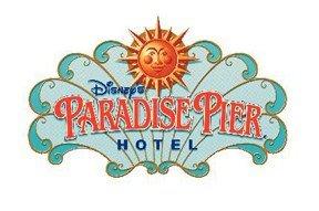 Disney's Paradise Pier Hotel Logo