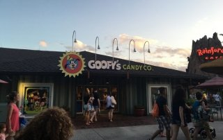 Goofy's Candy Company at Disney Springs, Walt Disney World