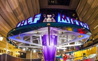 Chef Mickey's at Contemporary Resort