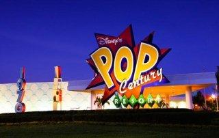 Pop Century Resort - Walt Disney World Resort