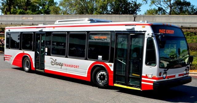 Walt Disney World Transportation