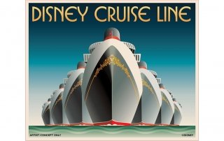 Disney Cruise Line Ships All Together