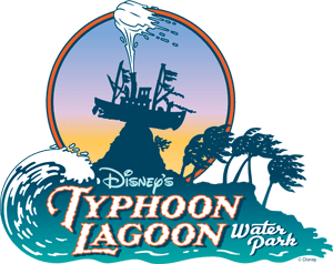 Typhoon Lagoon Water Park Logo