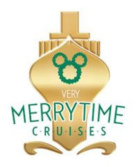 Disney Cruise Line Very MerryTime Cruise Logo