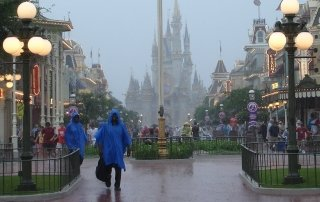 What to do at Walt Disney World when it rains