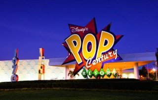 Pop Century Resort - Walt Disney World Resort