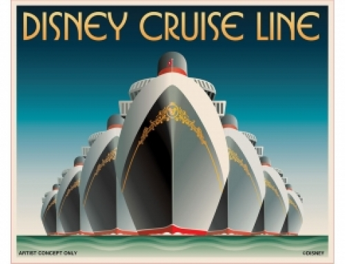 Disney Cruise Line as ordered a Seventh Ship!