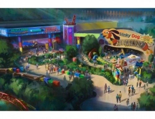 Changes coming to Walt Disney World announced at D23 Expo